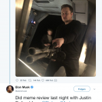 "Elon Musk hostet PewDiePies 👏👏 ""Meme Review"" 👏👏 [Update 22.02.2019]"